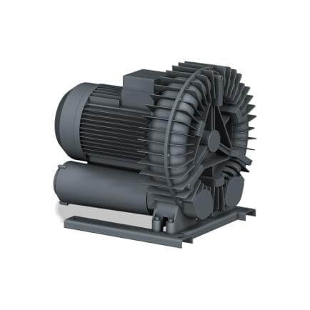 Busch Vacuum Solutions - Samos Side Channel Blower