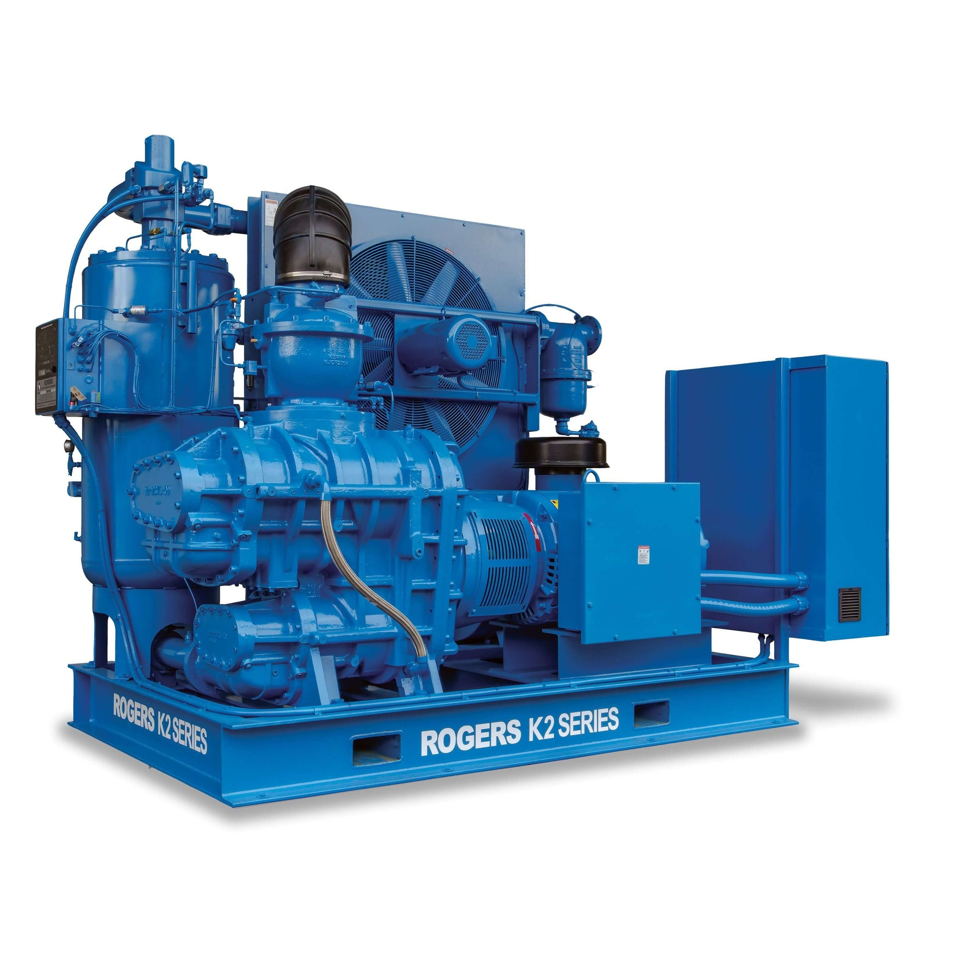 Rogers Rotary Screw Air Compressor - K2/K2V Series