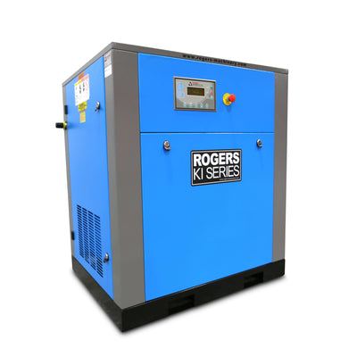 Rogers Machinery KI series Industrial Air Compressor System