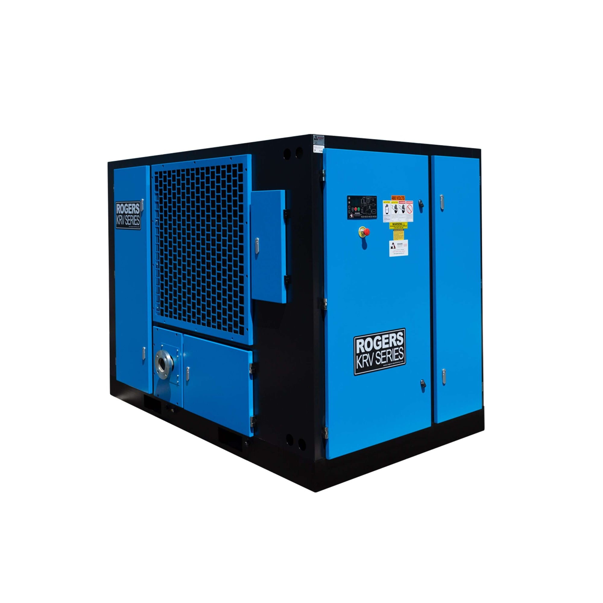 Rogers Rotary Screw Air Compressor - KR/KRV Series
