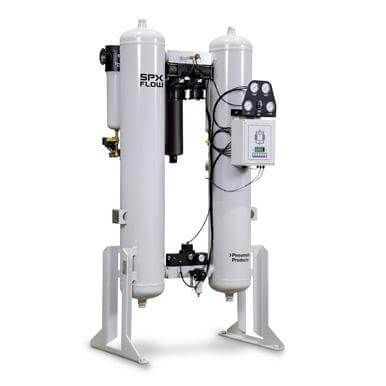 Pneumatic Products Compressed Air Dryer - DHA, CDA Series