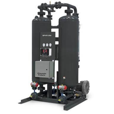 Pneumatic Products Compressed Air Dryer - IBP Series