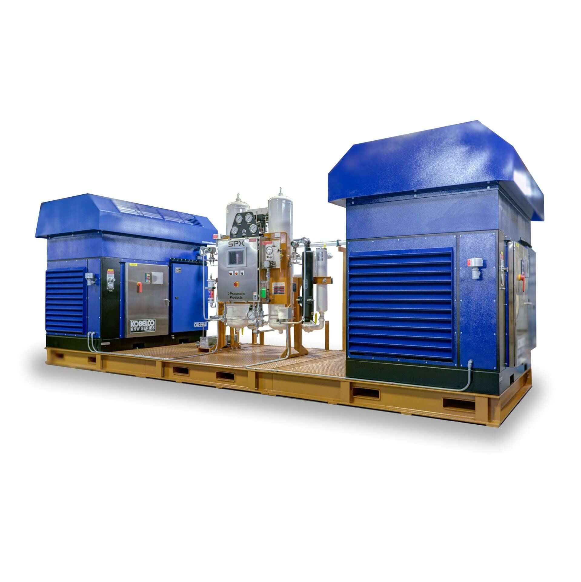 Rogers Air Compressor System - RCS Series