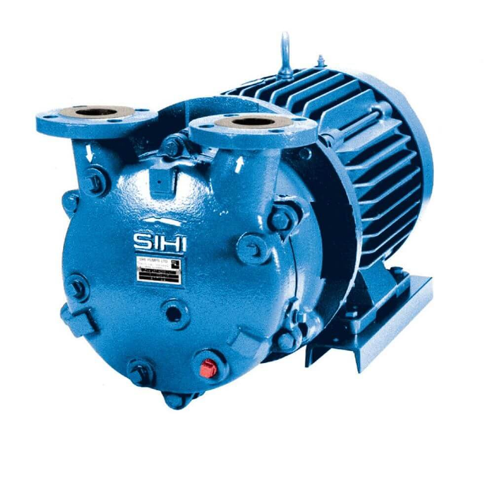 SIHI Air Compressors - LEM Series