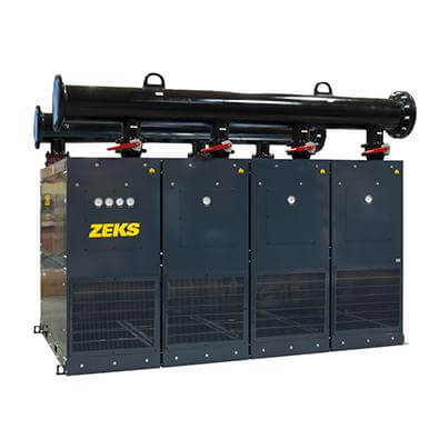 ZEKS Compressed Air Dryer - CDAN, CDAW Series