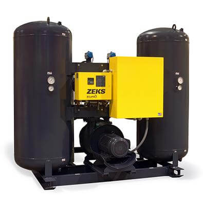 ZEKS Compressed Air Dryer - ZBA Series