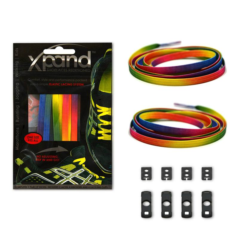 Xpand Original Rainbow Lace