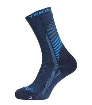 Teko Infinity Trail Socks - Storm - Womens