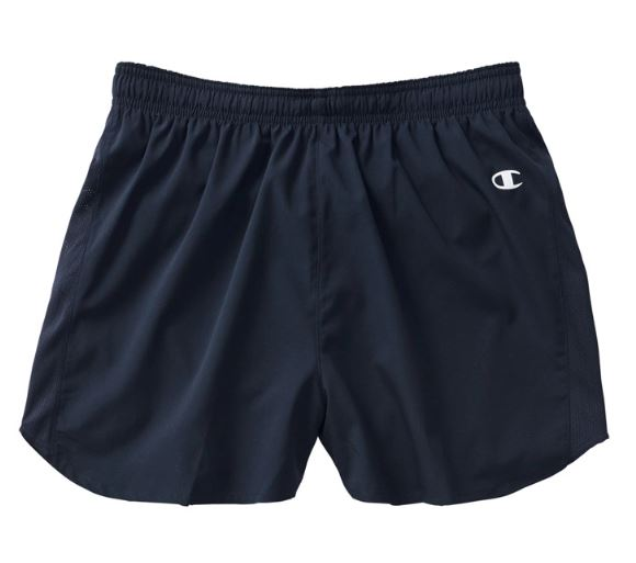 Champion Essential Running Short Navy (W)