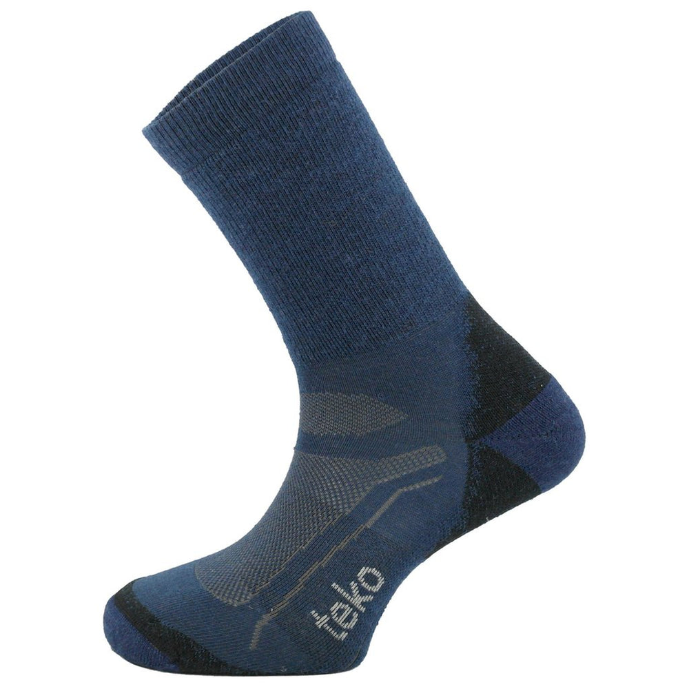 Teko Merino Hiking Socks Medium Cushion Storm - Mens