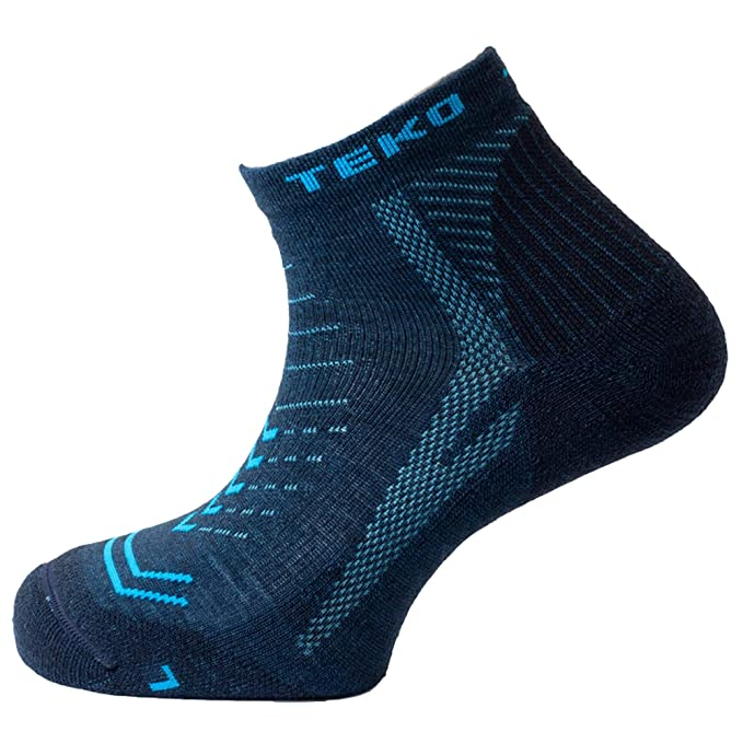 Teko Diva Light Hiking Socks - Storm - Womens
