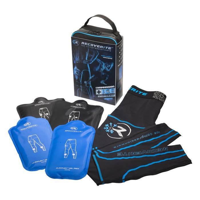 Recoverite Compression & Ice Recovery Tights - Mens