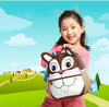 3D Cute Animal Design Backpack Toddler Kid Neoprene School Bags Kindergarten