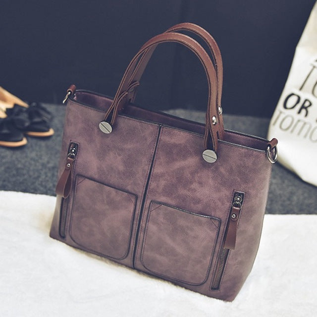 bag shoulder ladies hand bags women PU handbag women bag handbags women
