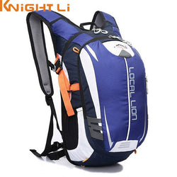 Backpack Hydration Pack Rucksack Waterproof Bicycle Road Bag Knapsack Daypack School Bags