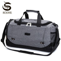 Travel Bag Large Capacity Men Hand Luggage Travel Duffle Bags Nylon Weekend Bags Women