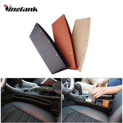 Car Seat Gap Filler Car Organizer Seat Bag Storage Bag Pocket Organizer auto accessories black bag