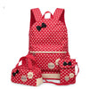 Backpacks School Bags For Teenagers girls backpack set women shoulder travel bags 3 Pcs/Set