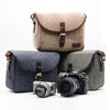 Retro Photo Camera Bag Case Cover For Canon EOS 200D 77D 7D 80D 800D 1300D 6D 70D 760D 750D 700D 600D 100D 1200D 1100D SX540