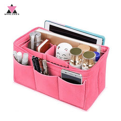 Makeup Handbag Organizer Multi-functional
