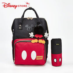 Disney Minnie Mickey Classic Style Diaper Bags 2PCS/SET Mummy Maternity