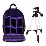Waterproof Multi-functional Digital DSLR Camera Video Bag Small DSLR Backpack for Photographer