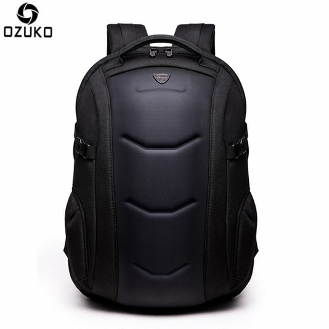 Arrival Men Backpack 15.6 inch Notebook Bags Oxford Waterproof Anti-Theft Teenagers Men Student