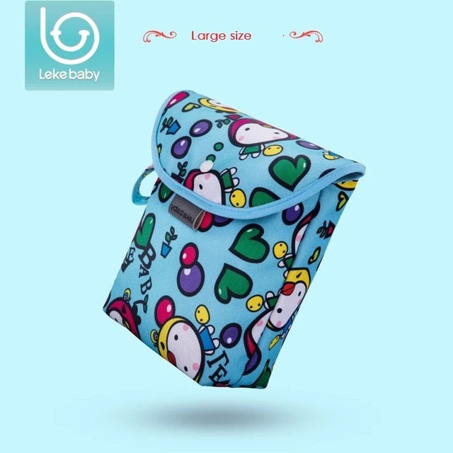 Baby Diaper Bags Maternity Bag Waterproof Wet Cloth Diaper