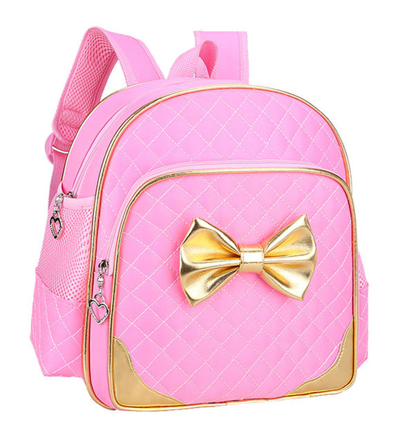 Cartoon Children Princess School Bags Girls Rucksacks Kindergarten Toddler Backpack Lovely