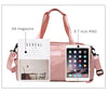 Women's Travel Bags Tote Reistassen Portable Men Luggage Handbags Big Weekend Bag Women