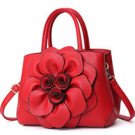 Women designer handbags Bow Flower Luxury Women Bags Shoulder