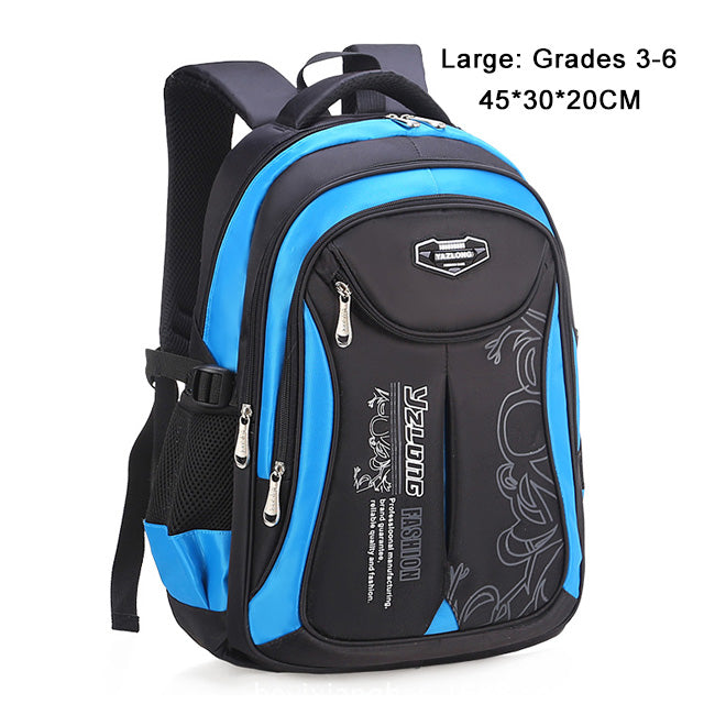 22e7fc715a children school bags for teenagers boys girls big capacity school backpack  waterproof