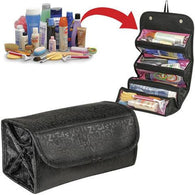 Roll Up Cosmetic Bag
