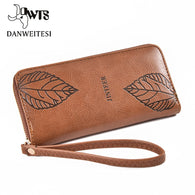 women fashion long clutch large capacity wallets female purse lady purses  pocket card holder