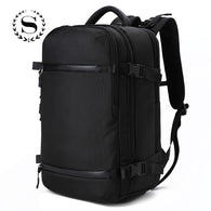 Laptop Travel Bag Large Capacity USB Charging Rain Cover Backpack For Boys Girls Studen