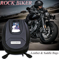 Motorcycle Saddle Bag Big Screen Tank Tail Luggage Bags Dirt Bike Knight Motocross