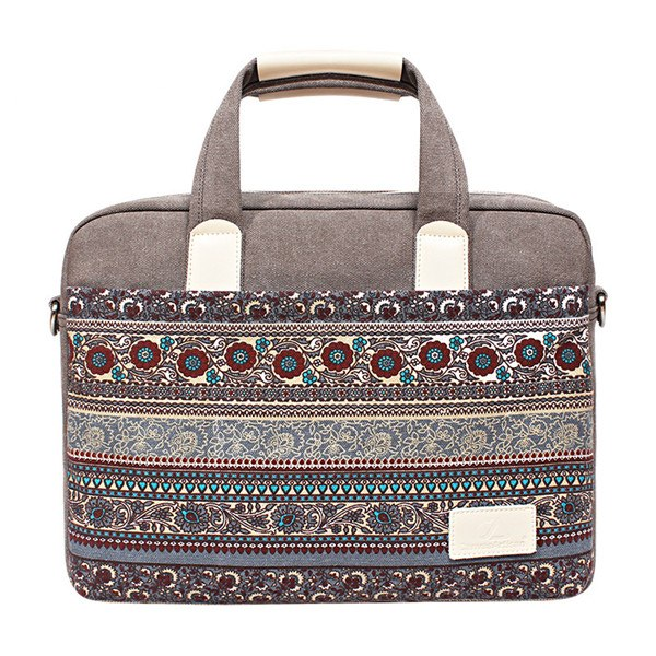 Hand Bag National style single shoulder Vintage Wind Laptop Bags