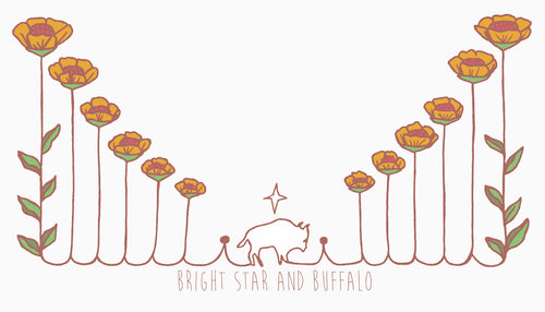Bright Star & Buffalo