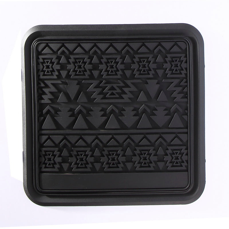 Aztec Rubber 4pc Floor Mat