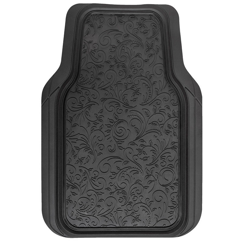 Floral Blossom 4pc Floor Mat.