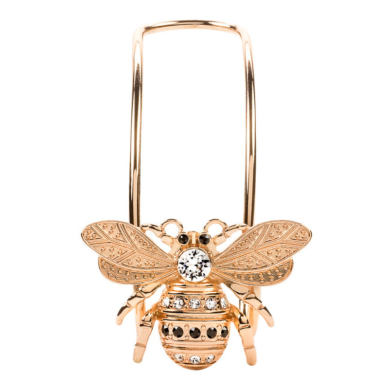Queen Bee Bag Hook.