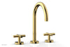TRANSITION - Widespread Faucet - High Spout, Cross Handles 120-01