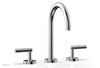 TRANSITION - Widespread Faucet - High Spout, Lever Handles 120-02