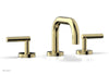 TRANSITION - Widespread Faucet - Low Spout, Lever Handles 120-04