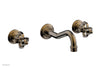 COURONNE Wall Tub Set 163-56