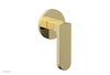 ROND Volume Control/Diverter Trim - Lever Handle 183-36