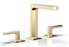 "DIAMA Widespread Faucet - Lever Handles 6-3/4"" Height 184-02"