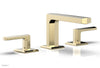 DIAMA Widespread Faucet - Lever Handles Low Spout 184-04