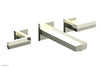 DIAMA Wall Tub Set - Lever Handles 184-57