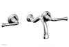 COINED Wall Tub Set - Lever Handles 208-56